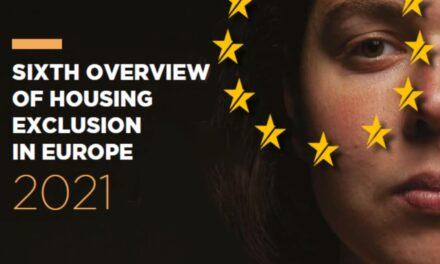VI panoramica su Housing Exclusion in Europe