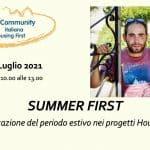 14 Luglio – Quarto Webinar della Community HFI