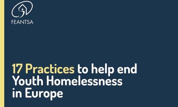 5 Webinar su Giovani e Homelessness