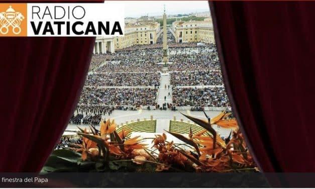 Radio Vaticana – 9 Luglio 2021