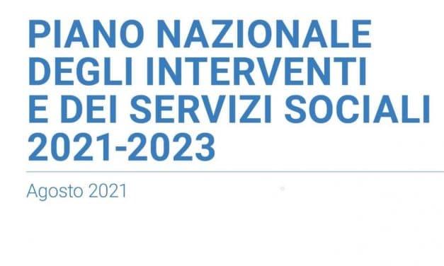 Piano per gli interventi e i servizi socialidi contrastoalla povertà 2021-2023
