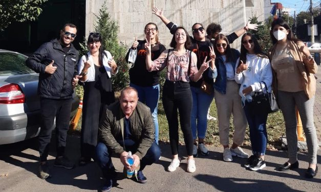 1° Transnational Project Meeting – Contanta, Romania