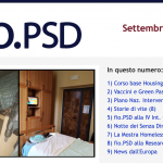 Newsletter fio.PSD – Settembre 2021