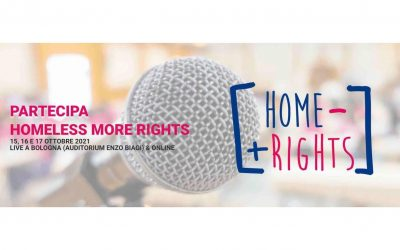 "fio.PSD al Festival ""Homeless More Rights"""