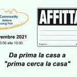 12 Novembre – Quinto Webinar della Community HFI